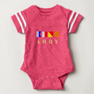 Ahoy Baby Bodysuit