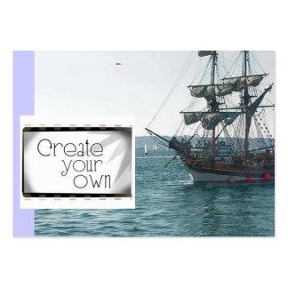 Ahoy Business Cards