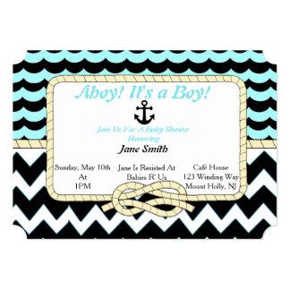 Ahoy! It's a Boy! Card