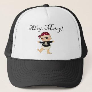 Ahoy Matey Baby Pirate Hat