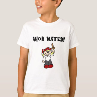 Ahoy Matey Girl T-Shirt
