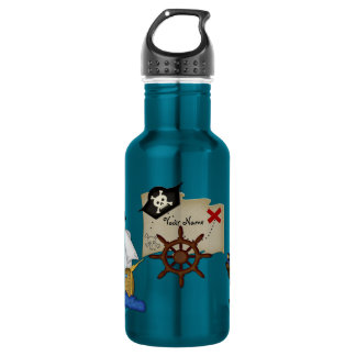 Ahoy Matey Pirate Bottle