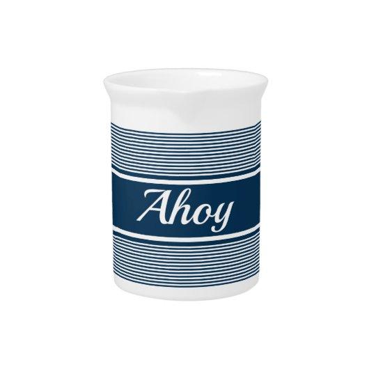 Ahoy Pitcher