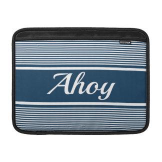 Ahoy Sleeve For MacBook Air
