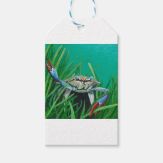 Ahoy There Meet The Under Water Sea Crab Gift Tags