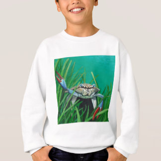 Ahoy There Meet The Under Water Sea Crab Sweatshirt