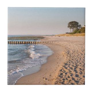 Ahrenshoop Beach Tile