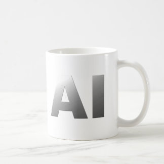 AI artificial intelligence Coffee Mug