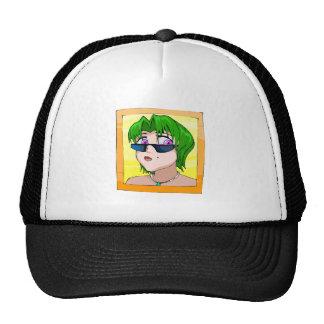 Ai Mesh Hat