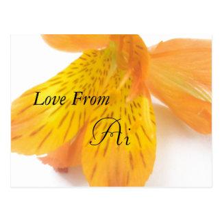 Ai Postcard