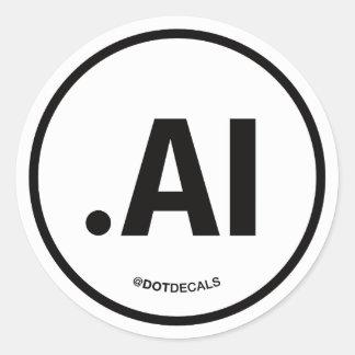 AI Sticker