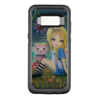 Aice in Wonderland Fantasy Art OtterBox Commuter Samsung Galaxy S8 Case