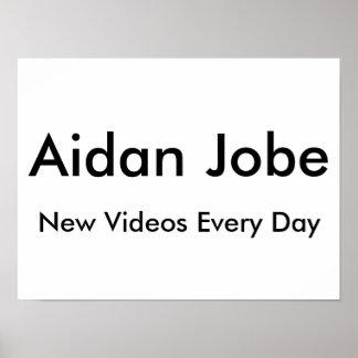Aidan Jobe Poster
