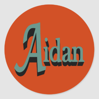 Aidan Stickers