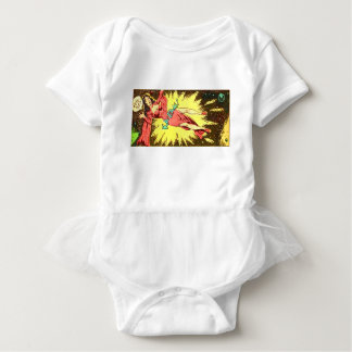 Aie-eee! ka-Blam! Baby Bodysuit