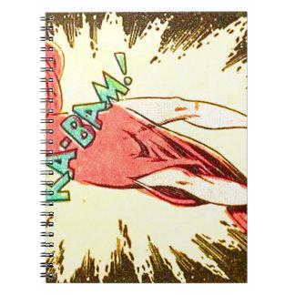 Aie-eee! ka-Blam! Notebook