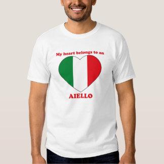 Aiello T Shirts