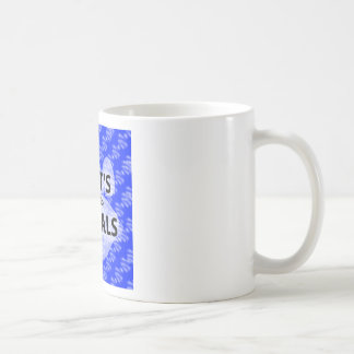 AIGTA Podcast Blue Logo Coffee Mug