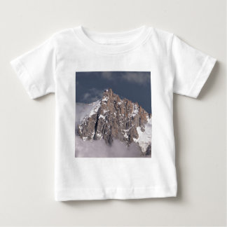 Aiguille du Midi in France Baby T-Shirt
