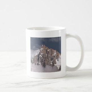 Aiguille du Midi in France Coffee Mug