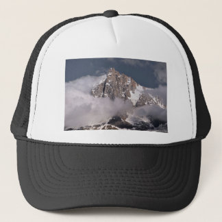 Aiguille du Midi in France Trucker Hat