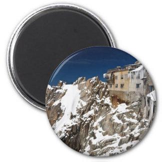 Aiguille du Midi - Mont Blanc Magnet