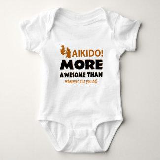 AIKIDO BABY BODYSUIT