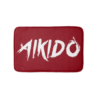 Aikido Bath Mat