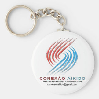 Aikido connection: Chaveiro Key Ring