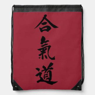 Aikido Drawstring Bag