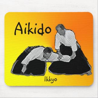 Aikido mousepad