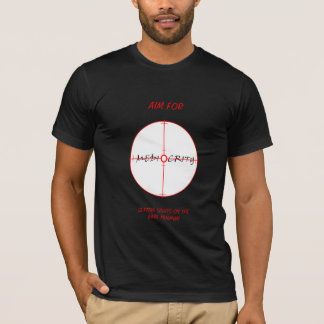 Aim For Mediocrity T-Shirt