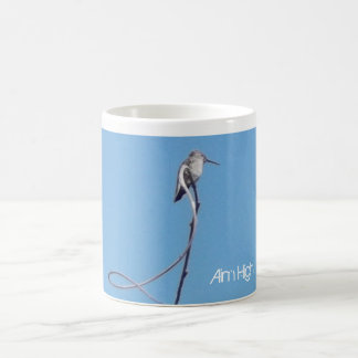 Aim High! Hummingbird Encouragement Mug