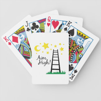 Aim High Poker Deck
