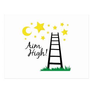 Aim High Postcard