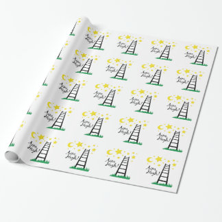 Aim High Gift Wrapping Paper