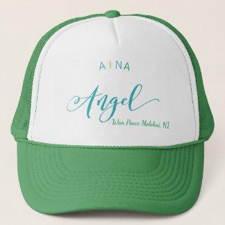 Aina ( Land) Angel Trucker Hat