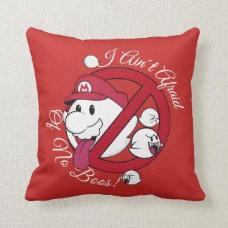 Ain't Afraid of nonBoos! Cushion