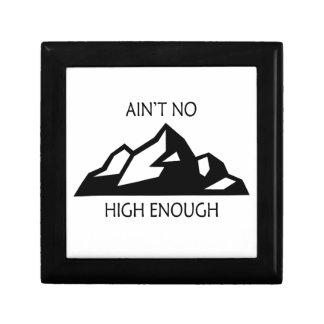 Ain't No Mountain High Enough Gift Box