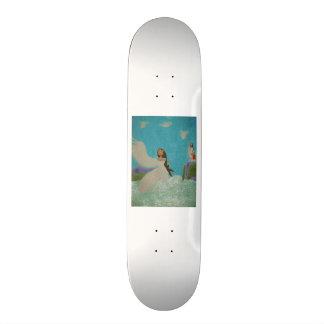 Aioga (Doll Version) 20.6 Cm Skateboard Deck