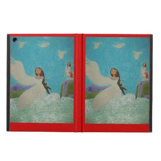 Aioga (Doll Version) iPad Air Covers