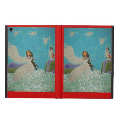 Aioga (Doll Version) Case For iPad Air