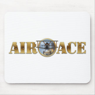 Air Ace Logo Mouse Pad