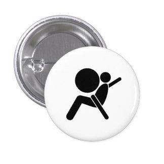 'Air Bag' Pictogram Button