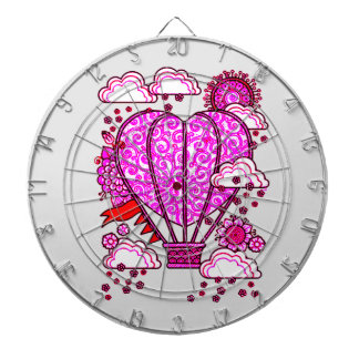 Air Ballon 3 Dartboard