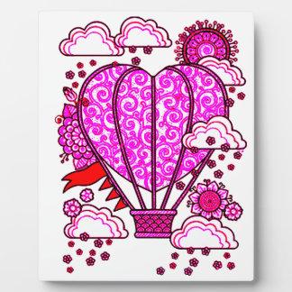 Air Ballon 3 Plaque