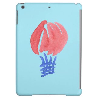 Air Balloon Glossy iPad Air Case