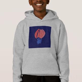 Air Balloon Kids' Hoodie