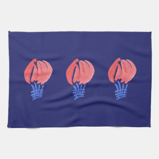 Air Balloon Kitchen Towel