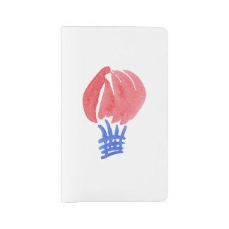 Air Balloon Large Notebook